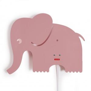 Elephant væglampe
