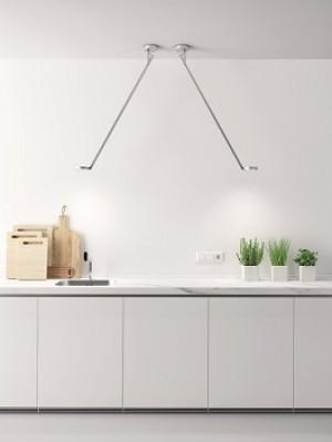 String H1 loftslampe
